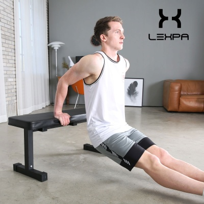 [렉스파]싯업평벤치 YA-610D/윗몸일으키기기구/복근