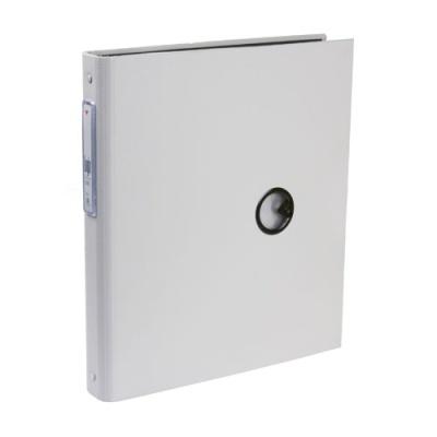 [문화산업] 로그인화일F821-7(40매)회색 [개1] 94965