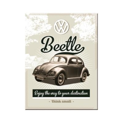 노스텔직아트[14298] VW Retro Beetle