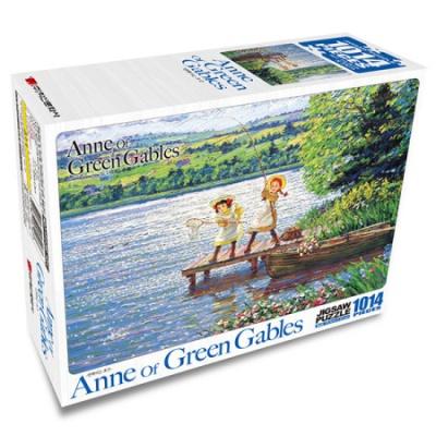 빨강머리앤 퍼즐 반짝이는 호수 1014 피스 직소퍼즐