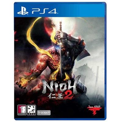 PS4 인왕2 Nioh2 한글판