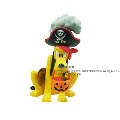 [Disney Mini Figure World]Pluto as Pirate(플루토)