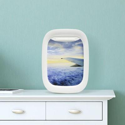 에어프레임 비행기 창문액자 (Air-frame)