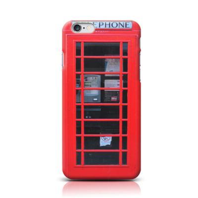 프리미엄 레드 영국 전화박스(갤럭시노트9)