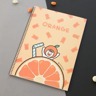 포포팬시 후르츄잉 노트 오렌지