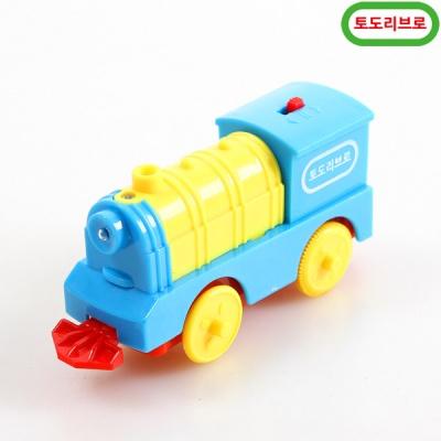 토도리브로 원목작동기차세트101p(전동기차포함)