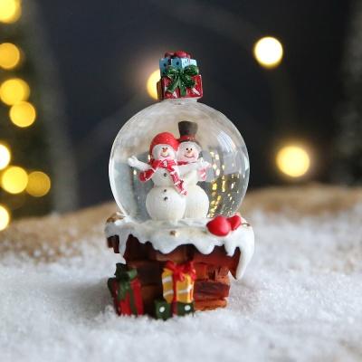 크리스마스 스노우볼 워터볼 S 선물