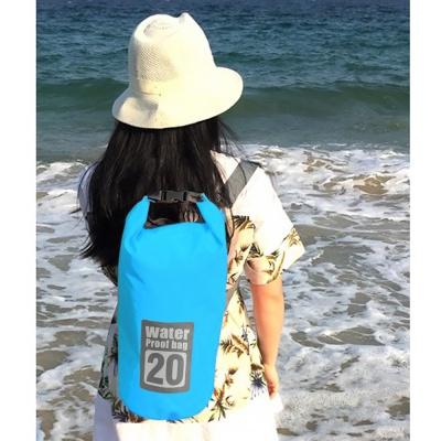 물놀이 세이프 워터 방수백(20L) 수영 물놀이백팩