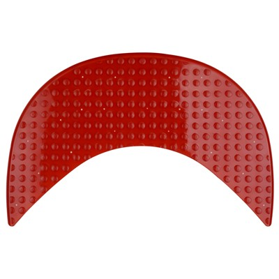 BRICKBRICK BRIM RED-ADULT