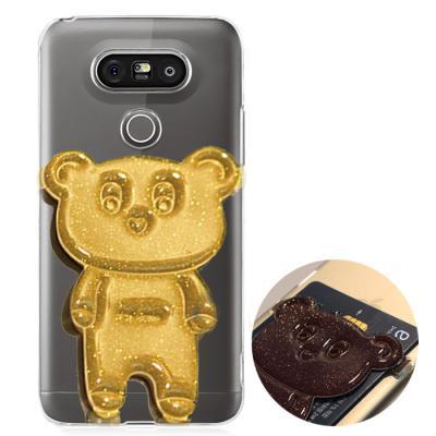 곰돌이쿠키 카드수납 젤리케이스(LG G5)