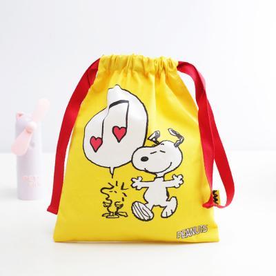[Peanuts Bag&Acc]스누피스마일 파우치