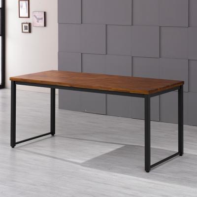 유럽형 아카시아 6인식탁 테이블 FN702-3