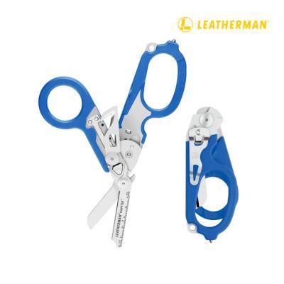 Leatherman RAPTOR 랩터 의료가위(블루)_6가지 기능툴