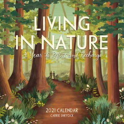 2021년 캘린더 Living in Nature