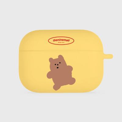 gummy 브라운 [에어팟 프로][yellow]