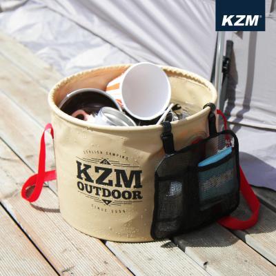 [카즈미] 캠핑 씽크볼 27L K4T3K002