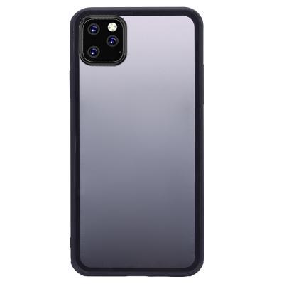 P268 아이폰11프로 컬러풀 강화유리 하드 케이스