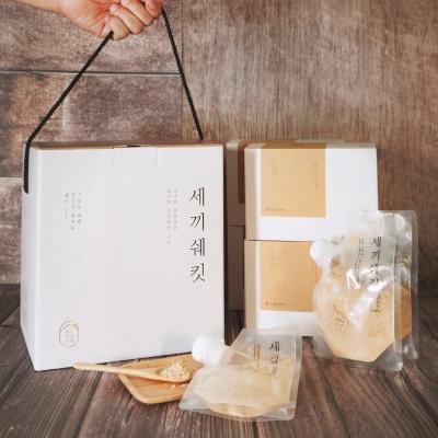 식사대용 한끼선식 세끼쉐킷 선물세트