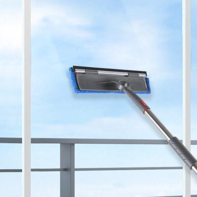 프로4Z 강력한 물기제거 2IN1 유리창 청소도구 세트
