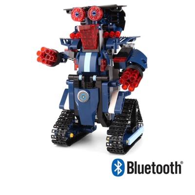 블럭테크닉 블루투스 호라이즌로봇블루 블럭RC 260024