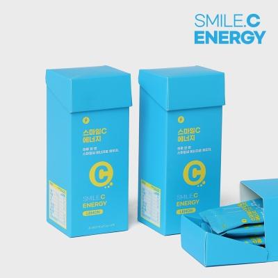 [하루한포]스마일씨 에너지레몬 2박스(4주)+2포증정