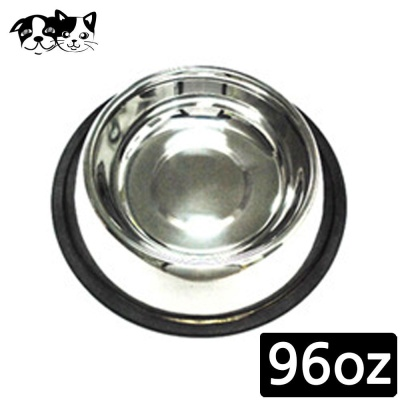 도기프랜드 스텐 식기 (96oz) (애완용 식기)