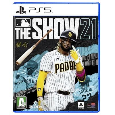 PS5 MLB THE SHOW 21 / MLB더쇼21 (할인이벤트)