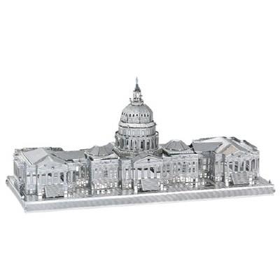 [3D메탈웍스]1/2200 미국 국회의사당 (3DM520472)