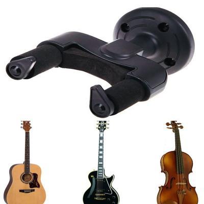 통 기타 바이올린 벽걸이 거치대 행거 스탠드 걸이