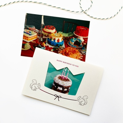 PHOTO MESSAGE CARD_HAPPY BIRTHDAY TO YOU