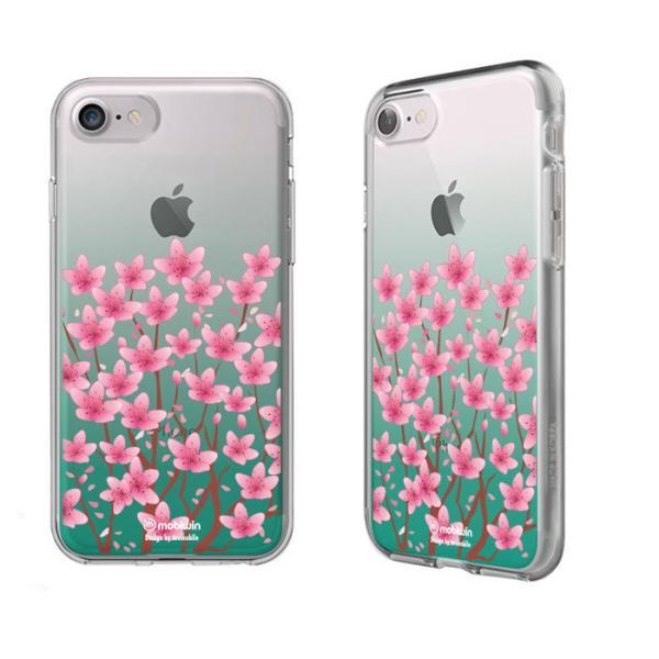 벚꽃나무 퓨어 젤리케이스(아이폰7플러스)