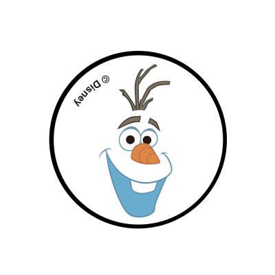 디즈니 겨울왕국 파스텔 스마트톡 올라프화이트