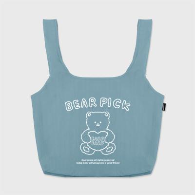 Bear pick-mint(쇼핑백)
