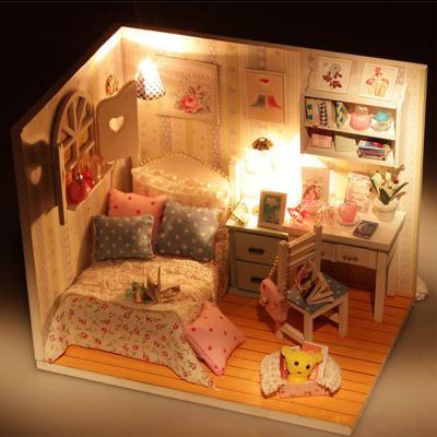 DIY 미니어처 하우스 - 비올라의 룸 D