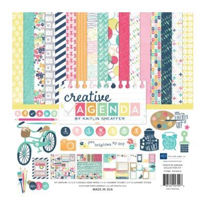 페이퍼 키트 paper kit- Creatve Agenda