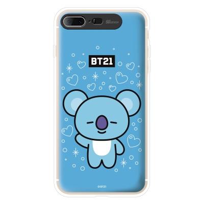 BT21 iPhone8 Plus /7Plus 코야 그래픽 라이팅 케이스 (Hybrid)