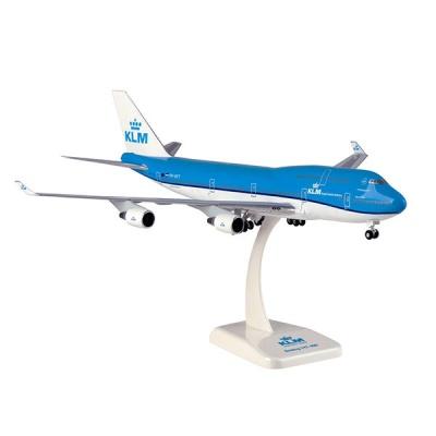 1/200 B747-400 KLM (HG910123BL)네덜란드항공 비행기