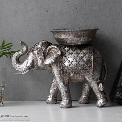 [2HOT] 자개수반 코끼리 장식