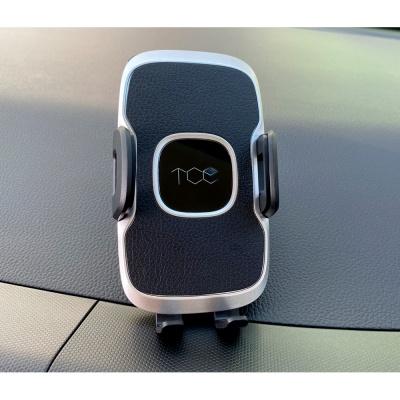 15W 전자동 슬라이딩 급속 무선충전 차량용 거치대