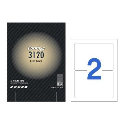 폼텍 크라프트 라벨/LK-3120