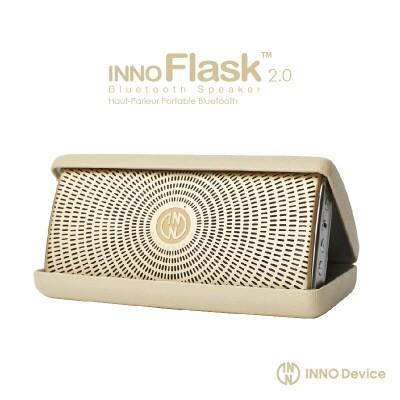 블루투스 스피커 이노플라스크2.0-샴페인골드 INNOFLASK2.0 Champagne gold