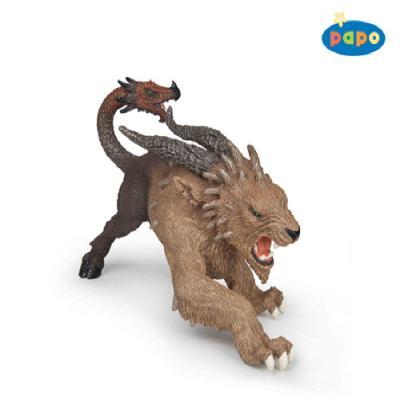 키메라 (사자머리,염소몸,뱀꼬리 괴물)