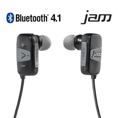 [HMDX&JAM]잼 스포츠 블루투스 방수이어폰 [그레이]