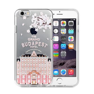 [1BST]원베스트 부다페스트 투명젤리 케이스-아이폰7/7플러스/6S/6S플러스