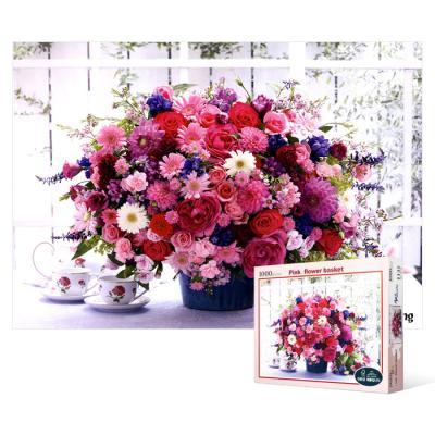 1000피스 직소퍼즐 - 사랑의 꽃