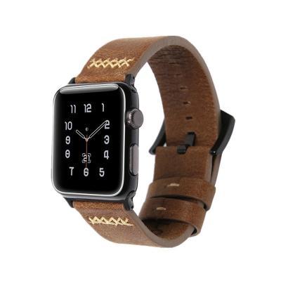 애플워치 밴드 1 2 3 4 5 가죽 스트랩 시계줄