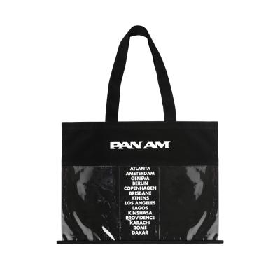 [PANAM] TYPO SHOULDER BAG_BLACK