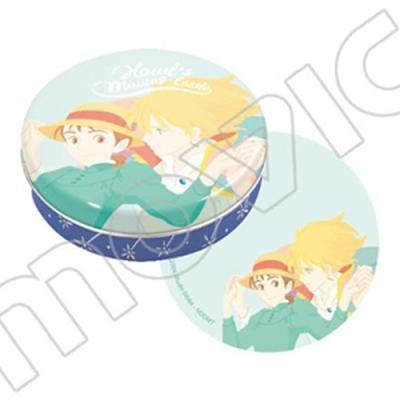 [하울의 움직이는 성] 캔메모(하울_공중산책)