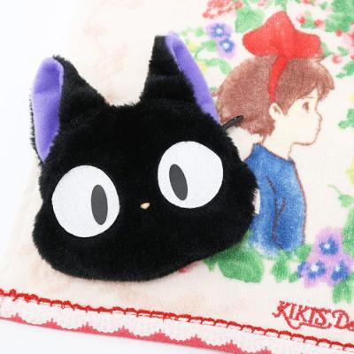 고양이 지지 기프트 세트 (동전지갑+미니타올)
