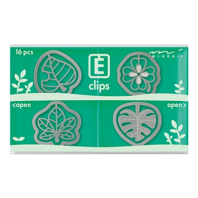 Etching Clips - 나뭇잎